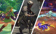 Quale videogioco regalare a Natale per PlayStation, Xbox 360, Wii U