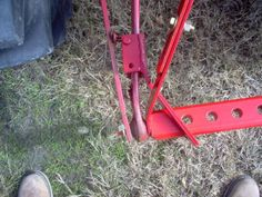 Drawbar/hitch questions. - Yesterday's Tractors