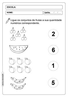 Kindergarten Math Worksheets, Math Activities, Preschool Activities, Nursery Worksheets, Abc Phonics, Teaching Shapes, Math Sheets, Letter Matching, Kids Education