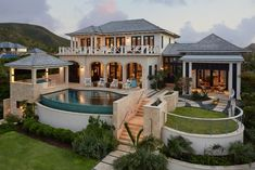 Georgiana Design — 'Sandy Bank Bay sanctuary,' St. Christopher and...