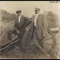 Dapper Black Men 1915  https://www.instagram.com/p/BTAxt8clo3H/