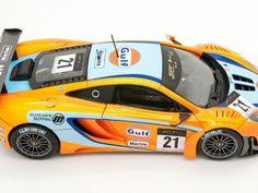 McLaren MP4-12C GT3 Gulf