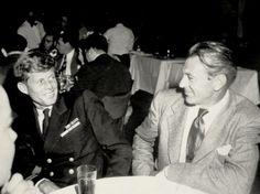 JFK with Gary Cooper