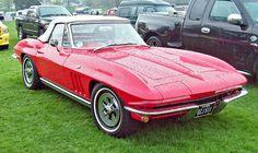 1964 Chevrolet Corvette C2 Roadster 5.3L V8  Engine