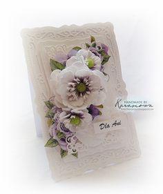Handmade by Karasiowa: CMC#95 Party - DT Card Mania