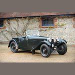 HRG - Sir Anthony Pilkington's first car