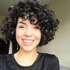 20 Latest Short Curly Hairstyles 5 Cute Curly Bob Hairstyle Cute Celebrity Short Curly Bob Hairstyles With Side Bangs For Long Short Curly Bob Hairstyles 276324 Short Haircuts Curly Hair, Curly Hair Styles, Popular Short Haircuts, Curly Hair With Bangs, Short Curly Bob, Curly Hair Cuts, Long Curly Hair, Hairstyles With Bangs, Short Hair Cuts