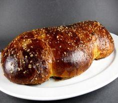 "Cougnou (Belgian Christmas Pastry) - ""bread of Jesus"""