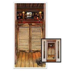 Saloon Door Cover