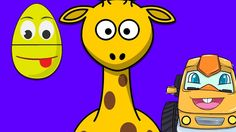 Monster Trucks Teaching Children Animals - Giraffes This animated monster truck video is for children, preschoolers, toddlers, and babies! It features loud a. Monster Truck Videos, Monster Trucks, Toddler Learning, Teaching Kids, Kids Fun, Cool Kids, Truck Videos For Kids, Funny Comments, Educational Videos