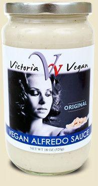 Victoria Vegan - Original Alfredo Sauce