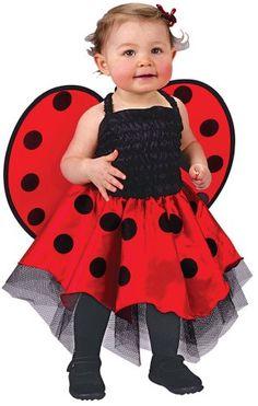 : Baby: Ladybug Costume Baby