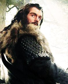 Thorin GIF! Awesome!