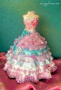 So cute cupcake❗I want it....