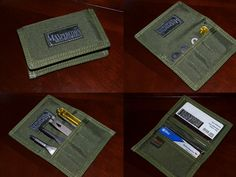 Maxpedition wallet