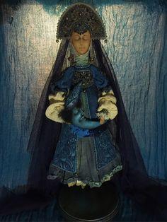 Ночные тайны – купить в интернет-магазине на Ярмарке Мастеров с доставкой - GTW89RU   Родино Princess Zelda, Fictional Characters, Art, Art Background, Kunst, Gcse Art, Fantasy Characters