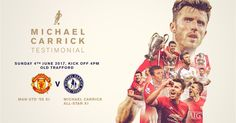 K.O 20.30 Man United VS Michael Carrick ceremonial celebrations match live Streaming via Mobile Android IOS Iphone and PC Free HD SD http://ift.tt/2ryt98V EPL Favorite Match