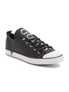 GUESS JAMY SNEAKERS, BLACK (38)