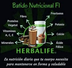 Esto y más es lo que te brinda Herbalife, si deseas mayor información contacto@Herbafitline.com o al +573176666887 #herbafitline