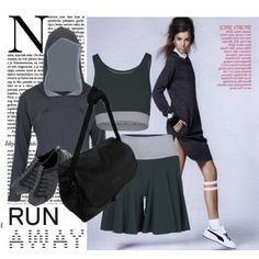 """""""Run Away"""" by dancing-inthe-street on Polyvore"""