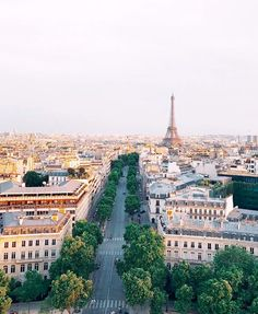 Arc de Triumph views | Arc de Triumph, Paris, France