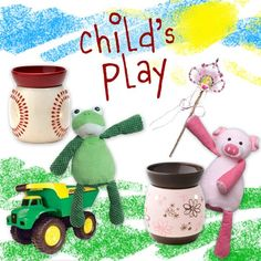 Day 2 of Scentsy Gift Ideas Week! Today's gift idea is for the playful children in your life!    www.scentsy.com/ockerman