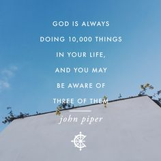 Perspective giving quote from John Piper