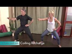 Qigong Workout with John Du Cane and Jen Sinkler!!!!   How cool is that?   I love qigong and this is a great simple way for you to check it out.