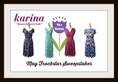 Whirlwind of Surprises: Karina Dresses May #Frockstar Event Part 2 US/CAN 5/31