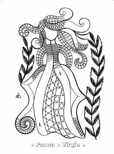 Bobbin Lace Patterns, Embroidery Patterns, Holiday Crochet Patterns, Bobbin Lacemaking, Lace Art, Lace Jewelry, Lace Making, Cross Stitch Embroidery, Diy And Crafts