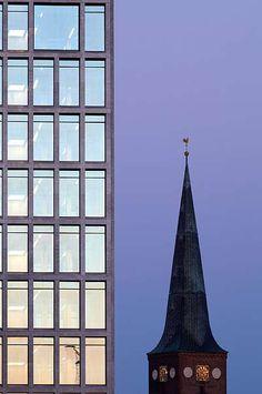 Bestseller kontorhus. C.F. Møller. Photo: Thomas Mølvig