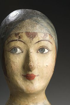 Millinery head