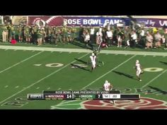 Greatest Plays in Oregon Football History - if you like football you need to watch this!!
