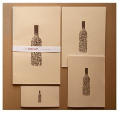 Lou Bassaquet - Identity and Packaging by Adrien Genevard, via Behance