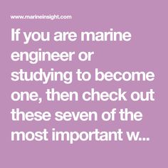 61 Best Marine Engineering images in 2018 | Marine