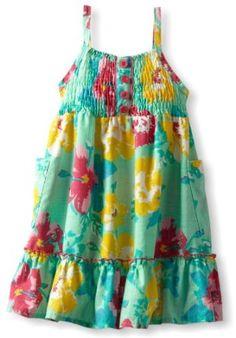Pusat Grosir Pakaian Bayi - Sedikit Lass Bayi-Bayi perempuan 1 Piece Dress dengan Tombol | Pusat Baju Bayi Terbesar dan Terlengkap Se indonesia
