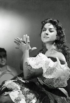 Lola Flores, I love this picture!