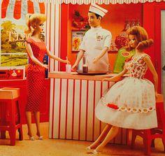 Ken is such a soda jerk