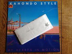 Letter kept inside the Kahondo Style LP by JohnPeelArchive, via Flickr John Peel, Lp, Lettering, Cover, Books, Sleeves, Style, Swag, Libros