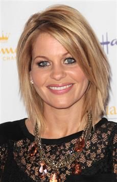 Bing : candace cameron bure hairstyle