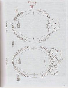 Sumi Fujishige - Lesson Book of the Tatting lace - 2011 - Chiacchierino varini - Picasa Web Album