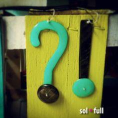 ?!     Handmade - Handpainted earrings