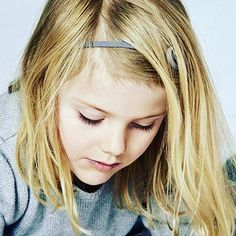 She's a beautiful girl😍😍 and I love her blond hair💛👧 Victoria Prince, Princess Victoria Of Sweden, Crown Princess Victoria, Swedish Royals, Royal Babies, First Daughter, Royal House, Blonde Hair, Royalty