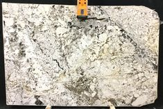 #SplendorWhite has #white in most of the background with hints #rust and #black #tones throughout the #slab. This piece of #granite is excellent for any #kitchen #countertop #design or #island #projects. Come to #QualityStones at 12301 Metro Parkway Fort Myers, FL 33966.