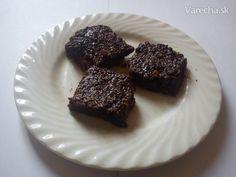 Fazuľové brownies Brownies, Cook, Baking, Desserts, Cake Brownies, Tailgate Desserts, Deserts, Bakken, Postres