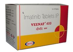 Veenat Tablets manufactured by Natco  Pharma and containing the drug Imatinib Mesylate 400 mg used to treat certain types of cancer. Call +91-9873336444 and get more details about the medicines from Oddwayinternational Wholesaler and Supplier of generic drug. QQ: 1523458453, Skype : oddway2010