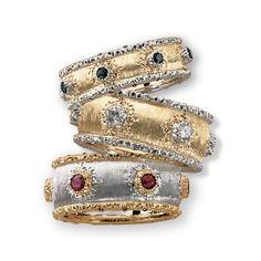 Buccellati Rings