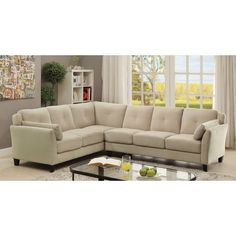 Found it at Wayfair - Saxton Sectional