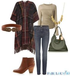 3 Cozy Looks Perfect For Fall Weekends