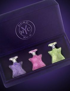 Bond No 9 Christmas Limited Edition Fragrances